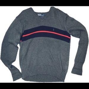 EUC Men's Polo Ralph Lauren Christmas Sweater Smal